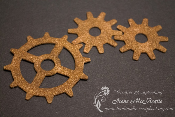 Rusting technique – Tim Holtz Creative Chemistry 102