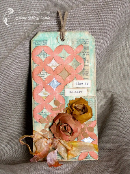 Tim Holtz – 12 Tags of 2014 – April