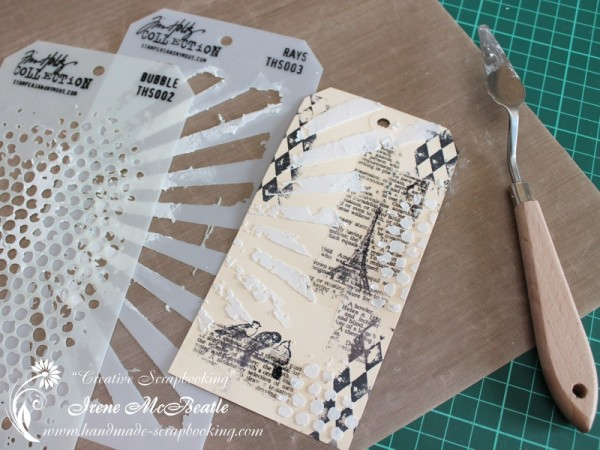 August Tag Tutorial - Step 3