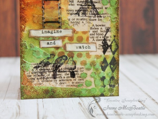 Tim Holtz Tag August 2014 – Texture