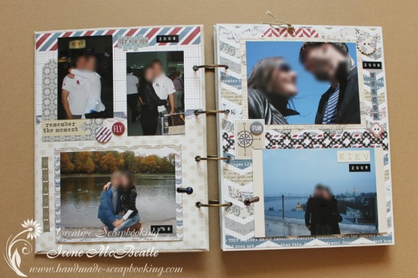 Present for a Boyfriend - Creative Scrapbooking