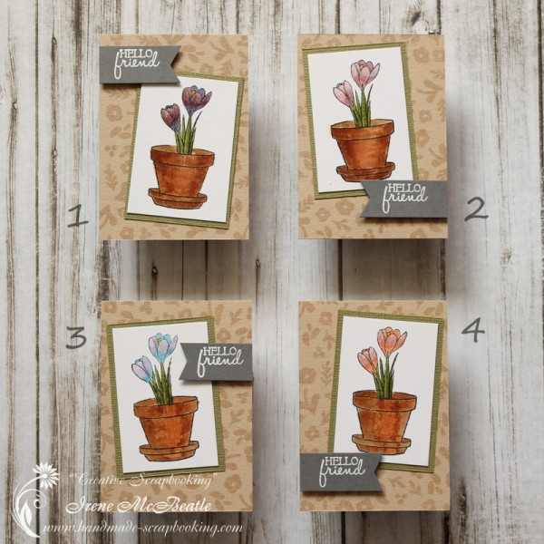 My Artist Trading Cards - Creative Scrapbooking