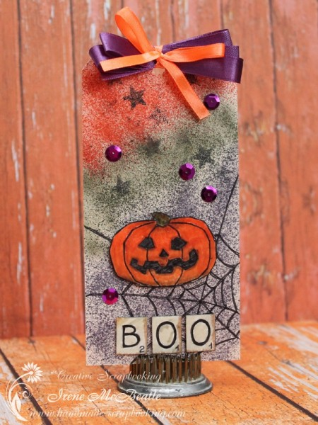 Tim Holtz Tag October 2014