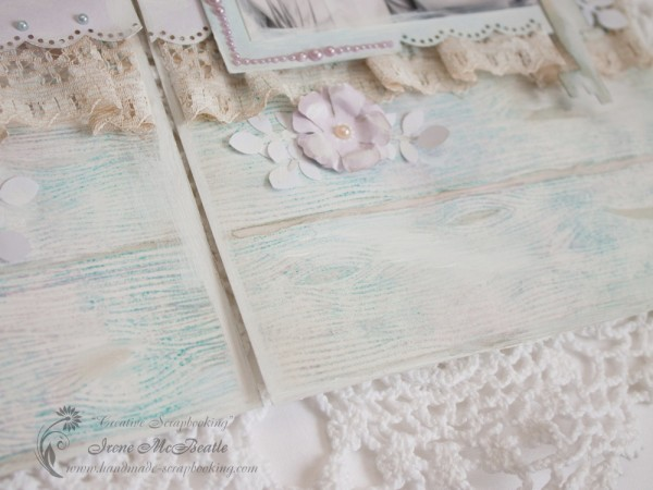 Stamped Background