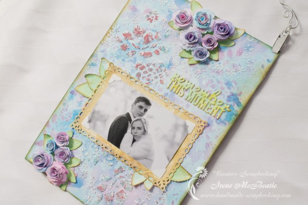 3d decorative photo frame