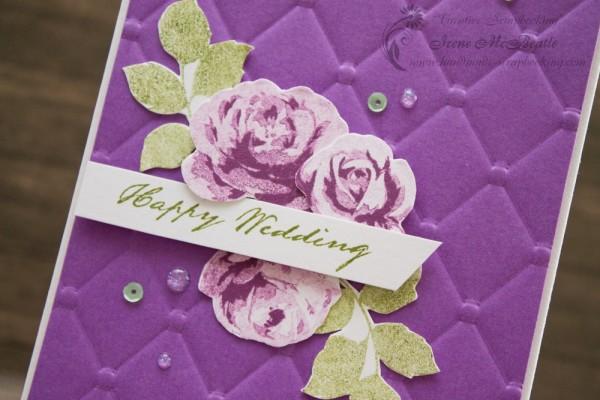 Altenew Vintage Roses Stamps